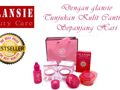 cream glansie bpom