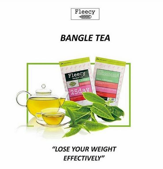 manfaat fleecy bangle tea