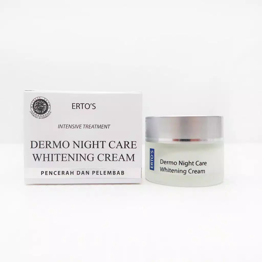 ertos nigh cream