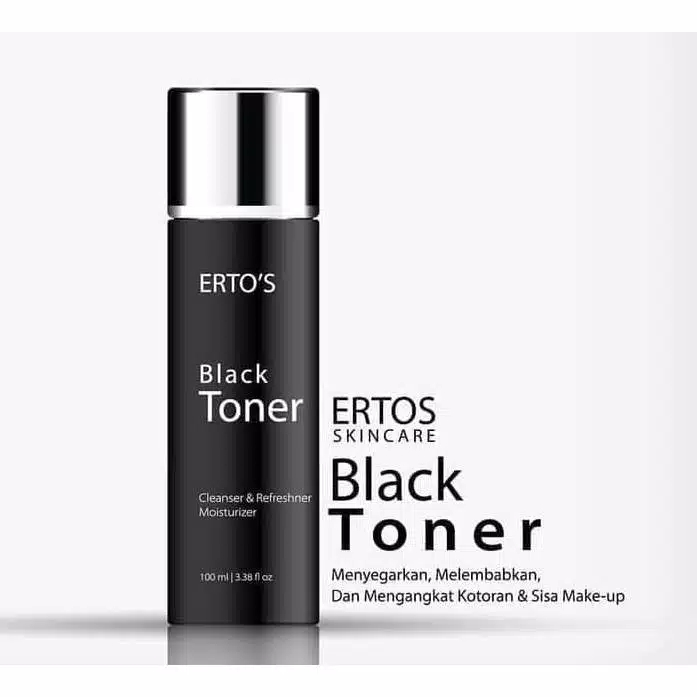 Ertos Black Toner