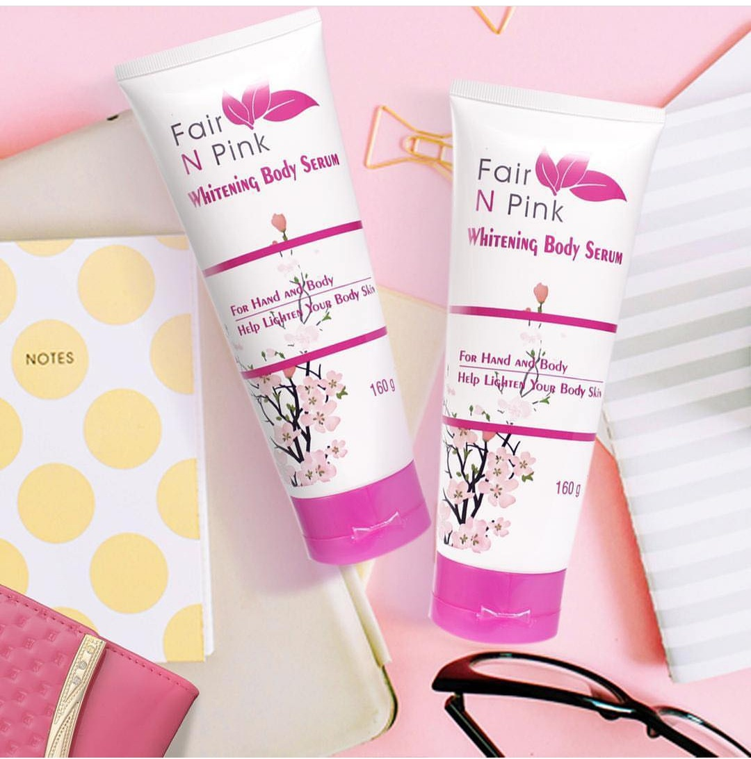 fair n pink body serum 150