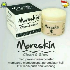 Moreskin Clean and Glow