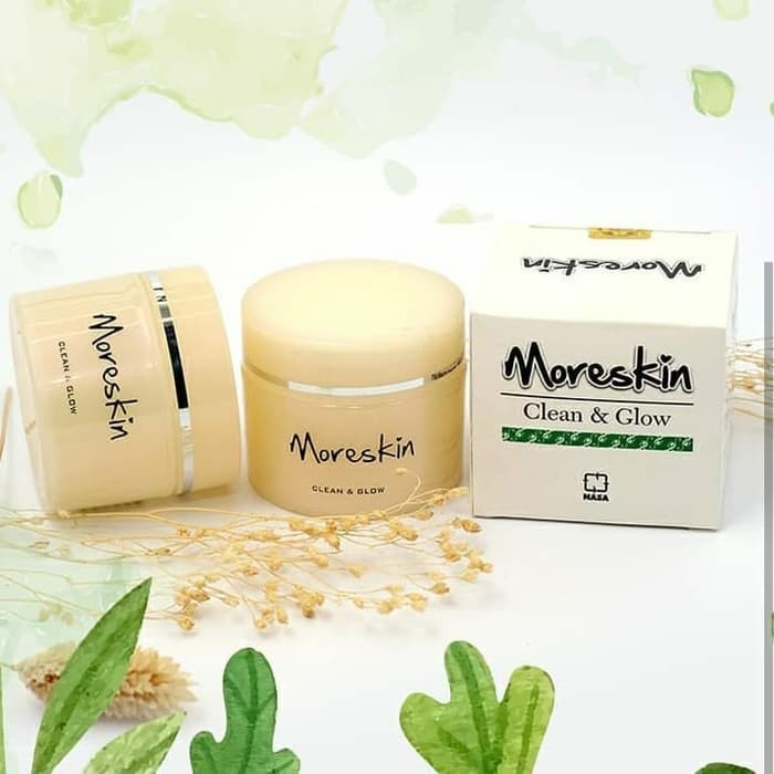 review Moreskin Clean and Glow